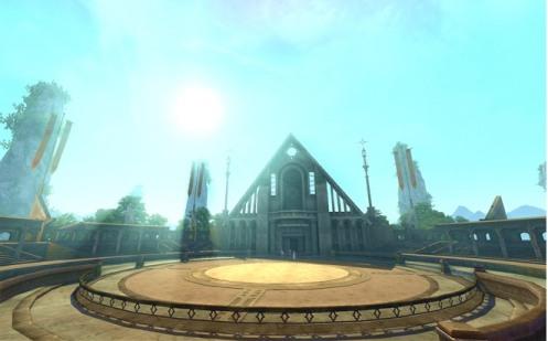 Обновлена Священная Арена
